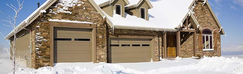 Winter & Your Garage Door